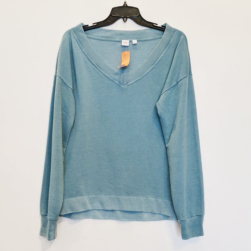 GAP Blue Sweatshirt - Size S