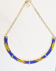 J Crew Beaded Necklace