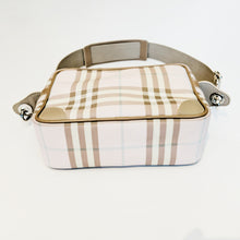 Burberry Candy Nova Check Bag