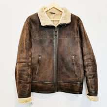 Milestone Gibson Leather Suede Jacket