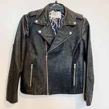 Leon & Harper Leather Jacket Size S