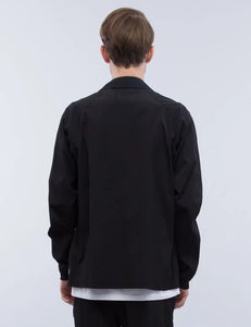 Reigning Champ Woven Stretch Nylon Coach's Jacket