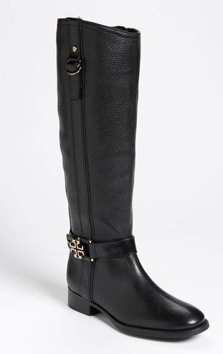 Tory Burch Elina Riding Boots - Size 7.5
