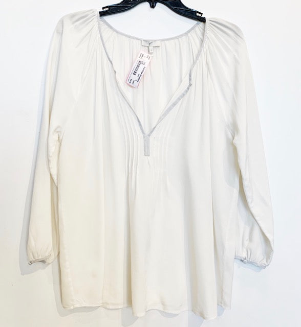 Joie Silk Blouse Size S
