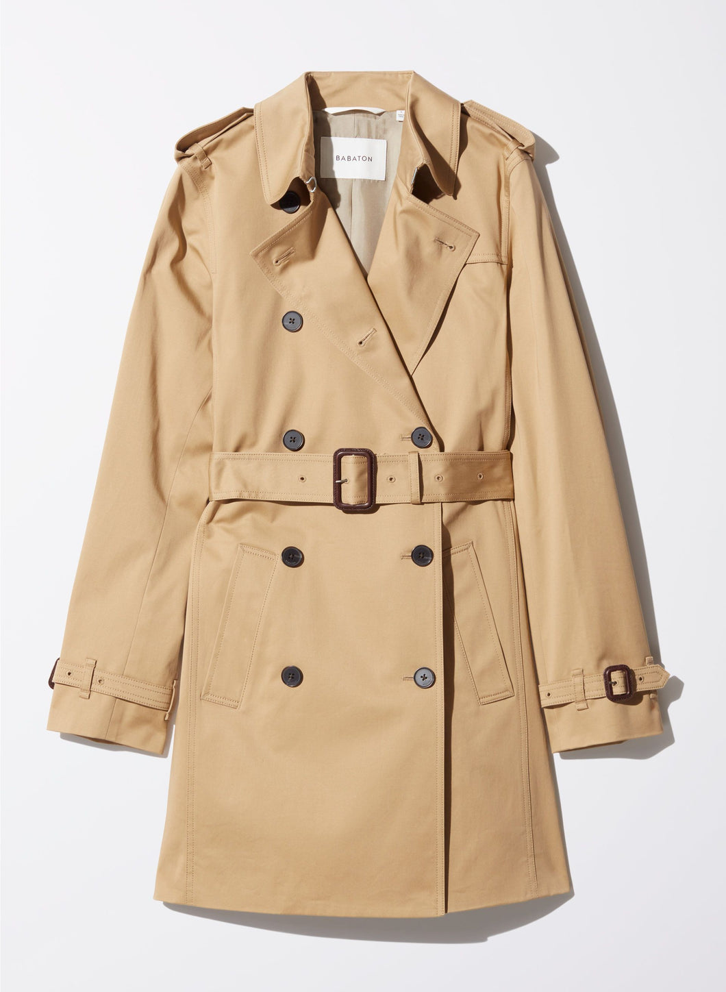 Babaton Oliver Trench - Size S
