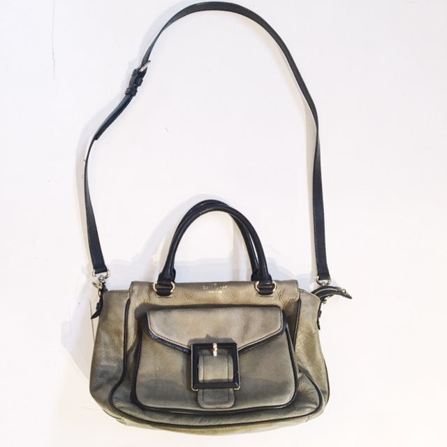 Kate Spade Olive Leather Bag