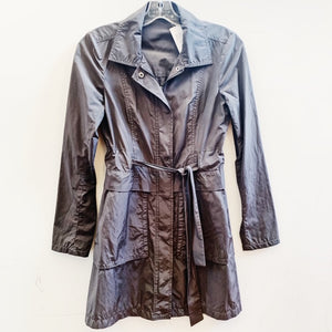 Theory Trench Jacket Size S