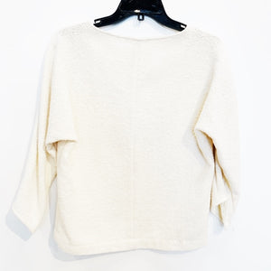 Maje Off White Sweater Size 1