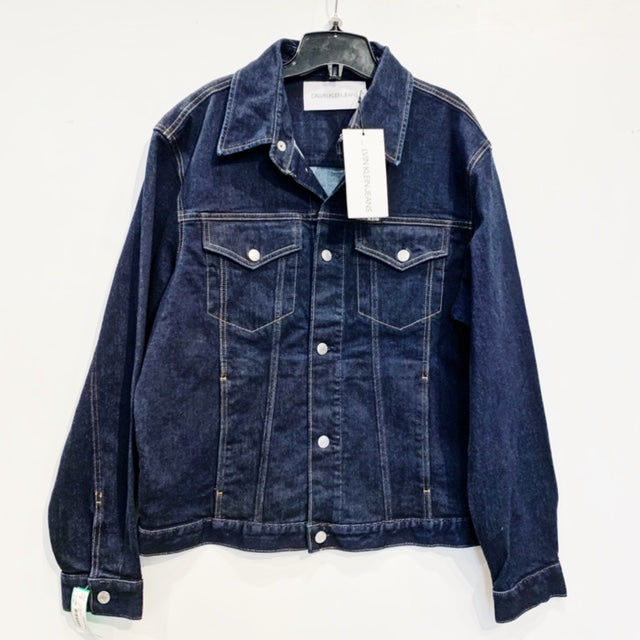 Men's Calvin Klein Denim Jacket Size XL