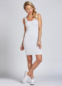 Bamboo Tank Dress - One Size