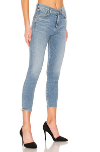 Citizens of Humanity Rocket Crop High Rise Skinny - Size 26