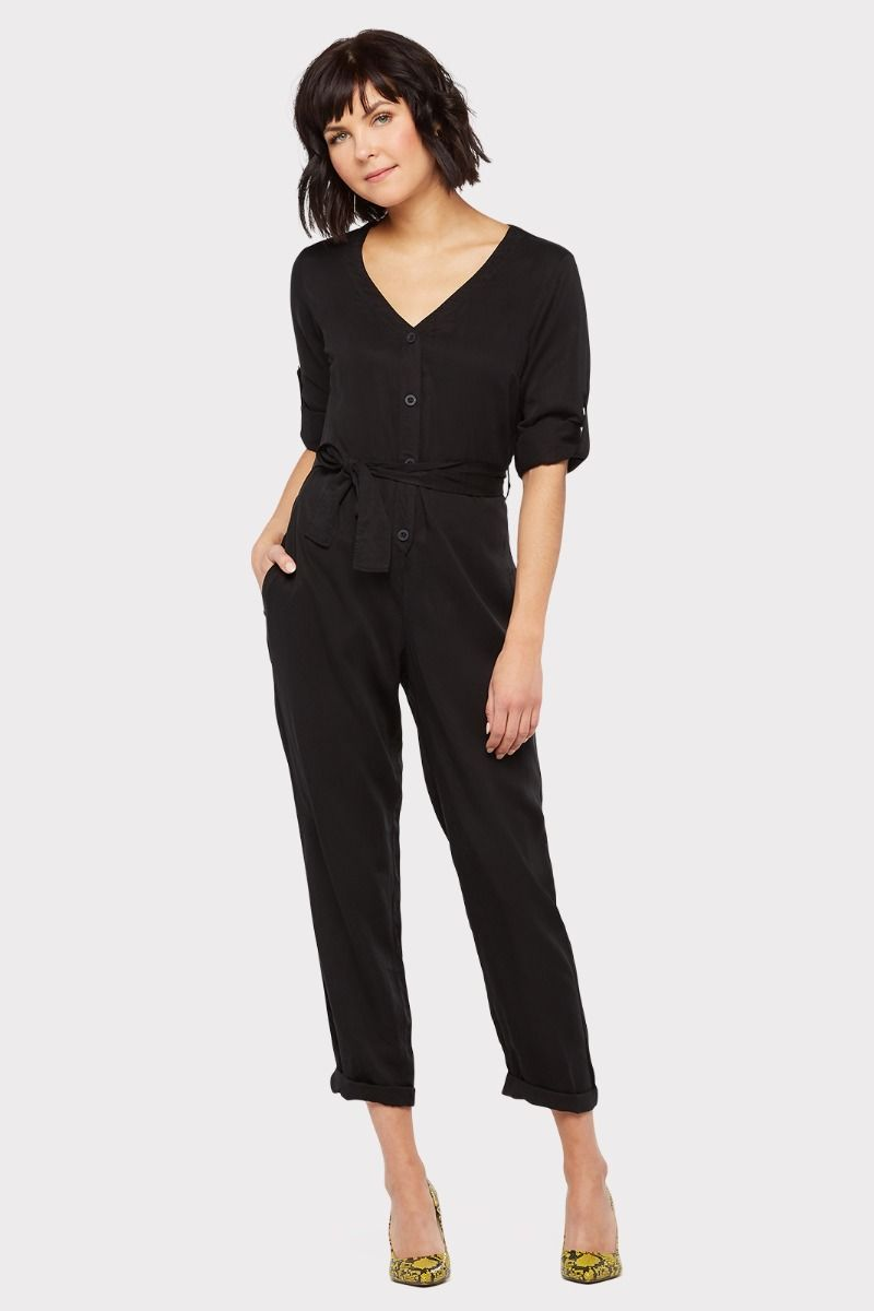 Anthropologie Cloth & Stone Jumpsuit Size XS