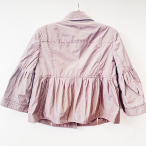 Burberry Lilac Jacket Size 8