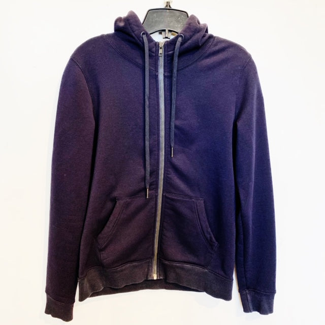 Community Navy Hoodie Size S