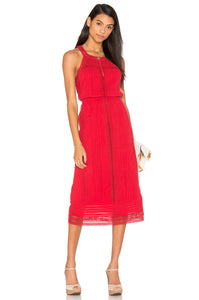 Joie Red Dance Dress
