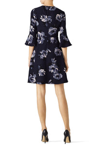 Kate Spade Night Rose Dress - Size 6