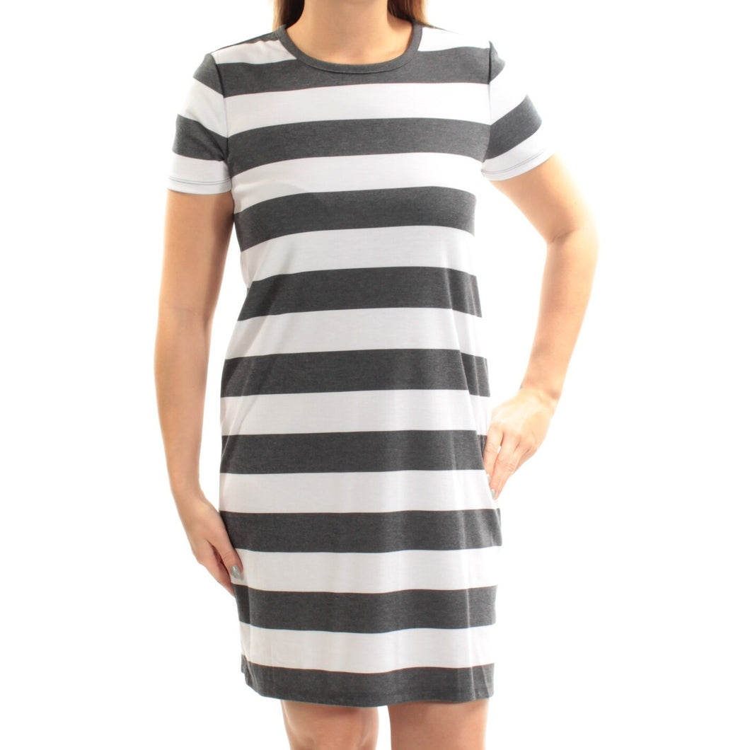 Michael Kors Rugby Stripe Shift Dress