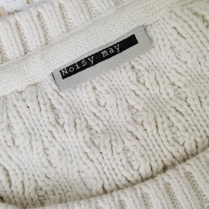 Noisy May Mixed Sweater, size M
