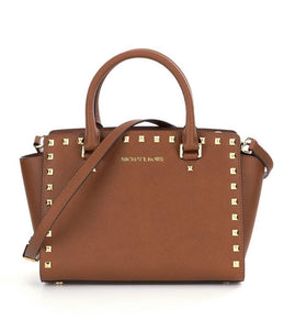 Michael Kors Studded Selma Bag