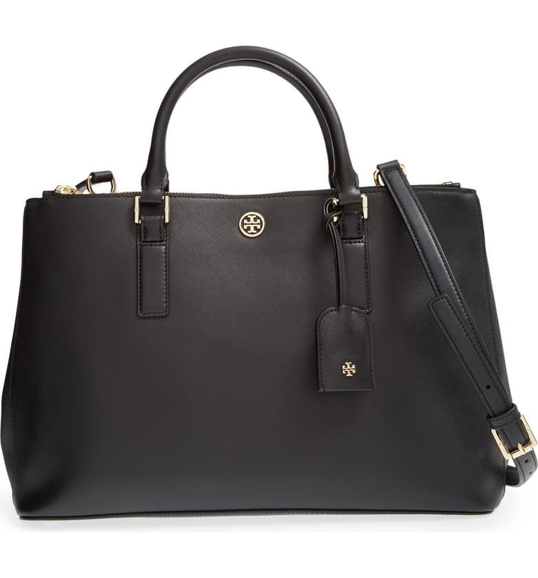 Tory Burch Robinson Bag Black