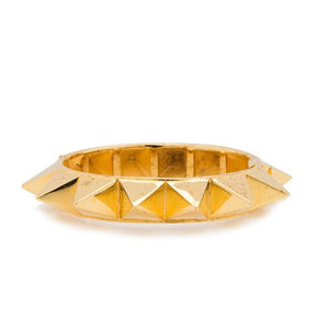 Tom Binns Gold Spike Bracelet