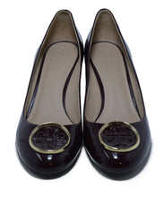 Tory Burch Patent Leather Wedges - Size 9