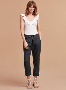 Wilfred Allant Pant Charcoal Size 4
