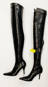Donald J Pliner Over the Knee Boots Size 7