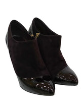 Louis Vuitton Bourdeaux Suede Booties, Size 39.5