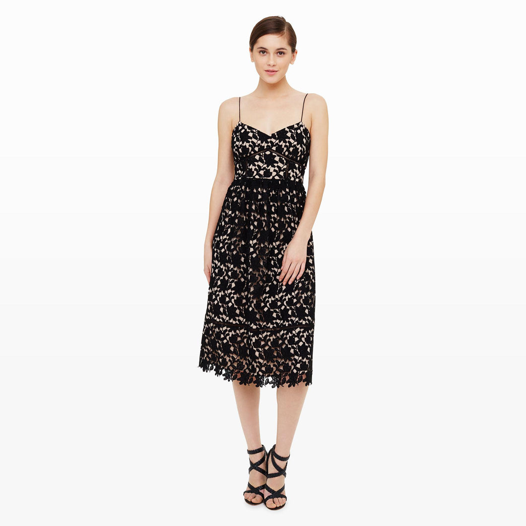 Club Monaco Bolari Lace Dress