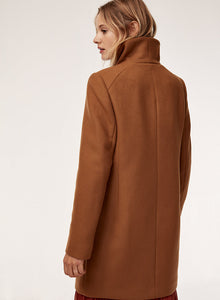Wilfred Cocoon Coat, Size S