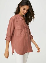 The Group by Babaton Utility Button Up - Size XXS