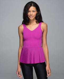 Lululemon Ultra Violet City Tank