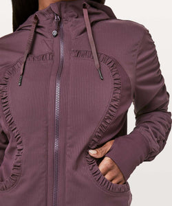 Lululemon Reversible Dance Studio Jacket III