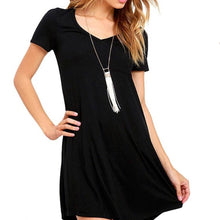 Cloth & Stone V-Neck T-Shirt Dress - Size M