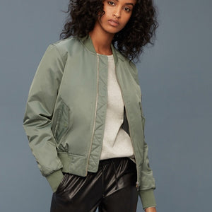 Wilfred Free Avion Bomber - Size XS