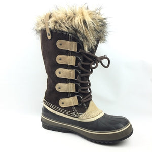 Sorel Joan of Arctic Brown Boots, Size 8