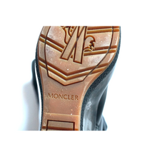 Moncler Down Wedge Boots Size 7-SalvEdge Boutique