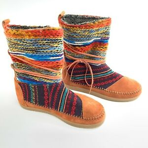Toms Nepal Boots Size 7.5