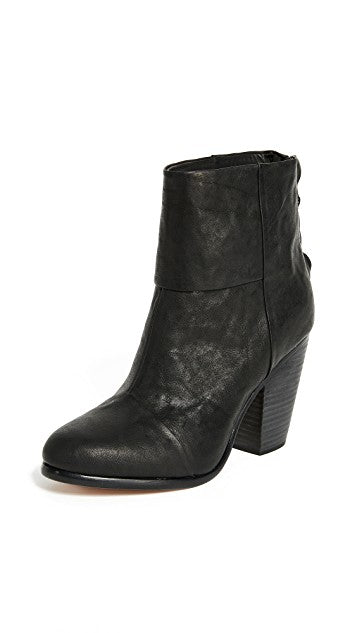Rag & Bone Newbury Booties- Size 7