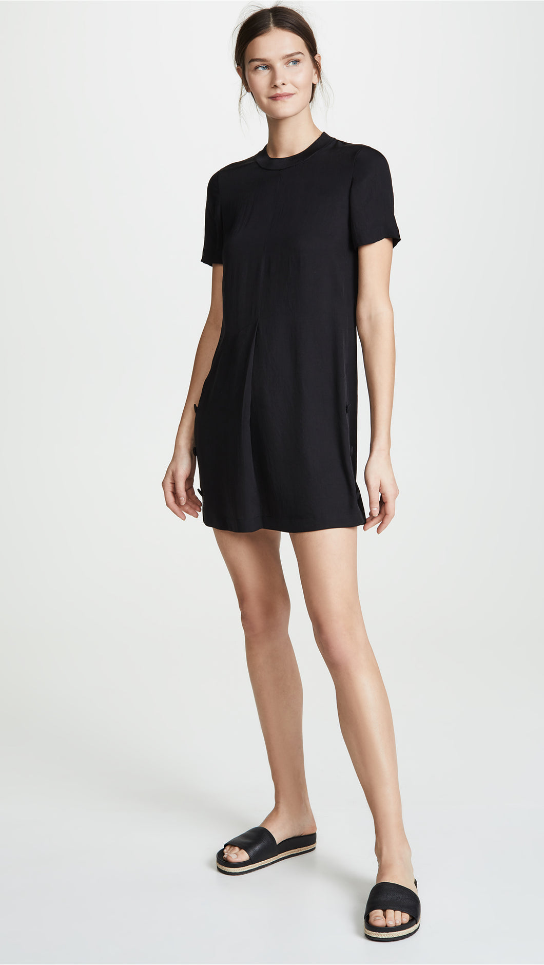 Rag & Bone Aiden Tee Shirt Dress - Size M
