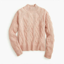 J Crew Cable Knit Sweater - Size XS