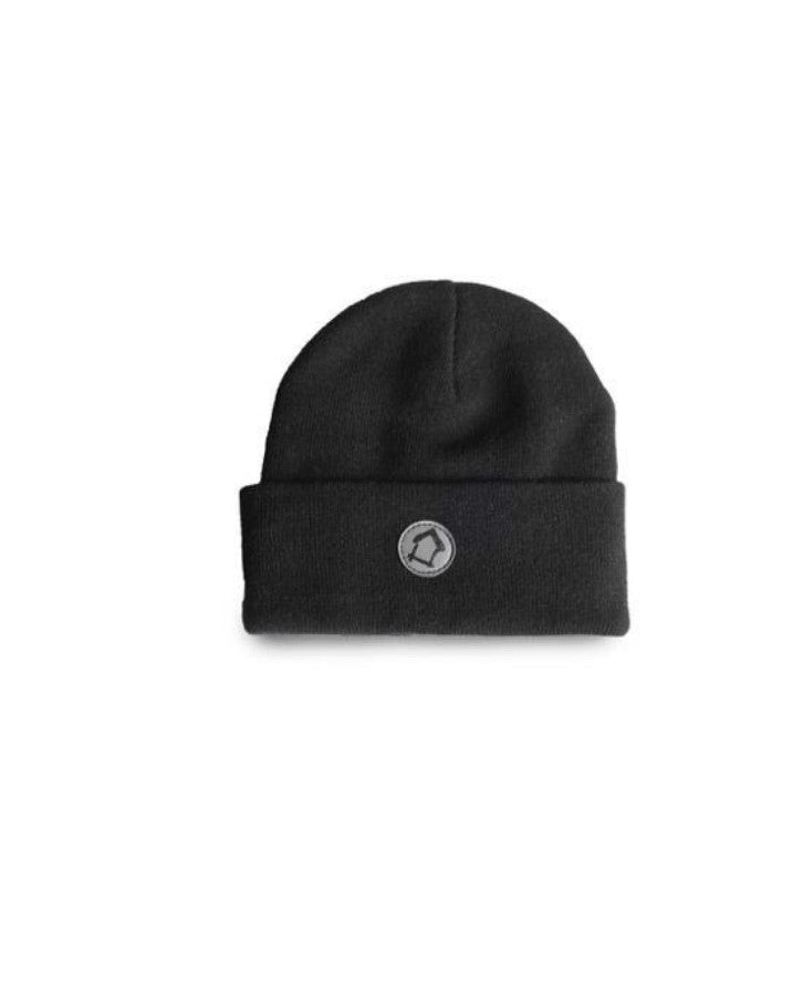 Raise the Roof Black Toque ONE SIZE