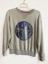 Bellerose Sequin Grey Sweater