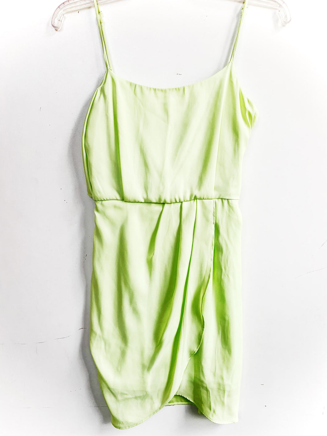 BCBG Generation Green Dress Size XXS