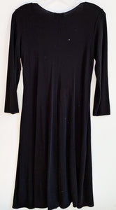 Armani Black Dress Size 38