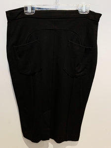 Pierre Balmain Pencil Skirt Size 2 + 6