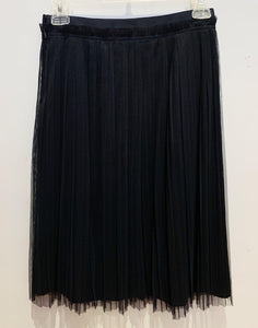 Banana Republic Navy Skirt Size 2