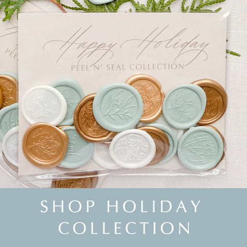 Holiday Peel n' Seal Collection