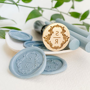 Semi-Custom Wax Stamp